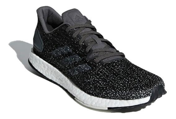 adidas Zapatillas Running Mujer Pureboost Dpr Negro - Blanco