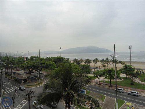 Apartamento Com 3 Dorms, Boqueirão, Santos - R$ 950 Mil, Cod: 7859 - V7859