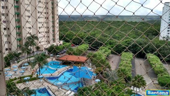 01104 - Apartamento 2 Dorms. (1 Suíte), Bandeirantes - Caldas Novas/go - 1104