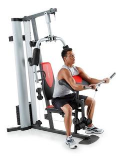 Gimnasio Multifuncional Brazo Pecho Pierna Multiestación Gym