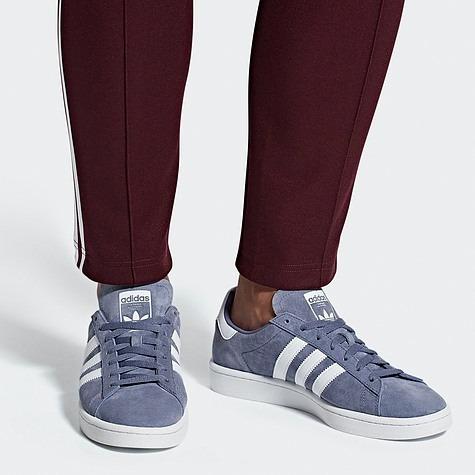 Zapatillas adidas Campus Aq1089 - Talles 39.5 / 38 / 37.5