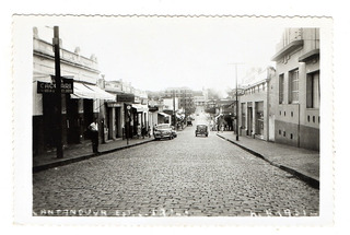 Cartao Postal Fotografico - Catanduva - Sp - Anos 50
