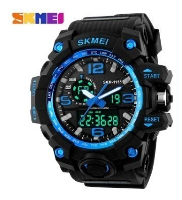 Relógio Masculino Skmei Shock S Prova D