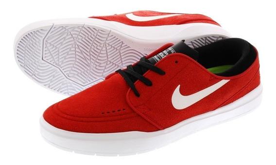 Tênis Nike Sb Stefan Janoski Hyperfeel Camurça Sk8 Original