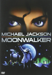 Dvd Moonwalker / Caminante Lunar / Michael Jackson