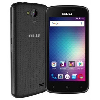 Celular Android Barato Dual Chip Blu Dash Face Whats Wi-fi