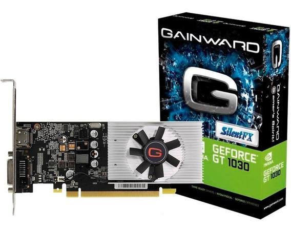 Placa De Vídeo Gainward Nvidia Geforce Gt 1030 2gb Gddr5