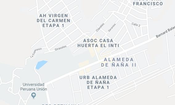 Terreno Alameda De Ñaña