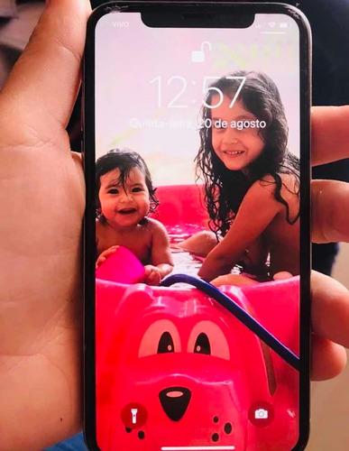 iPhone XS 64 Gb Prata 4 Gb Ram