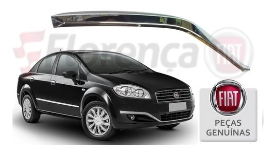 Friso Cromado Parachoque Original Fiat Linea Absolute Essenc