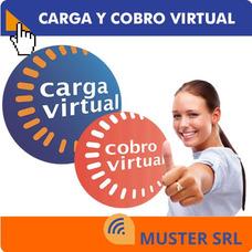 Subete! A Nuestra Red De Carga Virtual / Cobro Virtual Y Mas