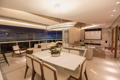 Apartamento Em Plano Diretor Sul, Palmas/to De 166m² 3 Quartos À Venda Por R$ 1.052.000,00 - Ap239988