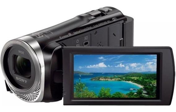 Câmera Filmadora Sony Hdr-cx455 Pronta Entrega 12x Sem Juros Retire Niteroi