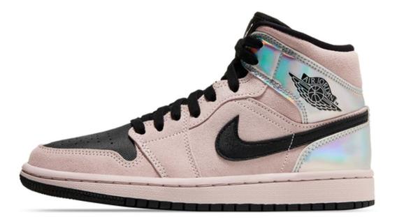 Air Jordan 1 Mid Nike Originales Dama
