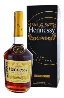 Cognac Hennessy Chandon (botella) 100 % Original