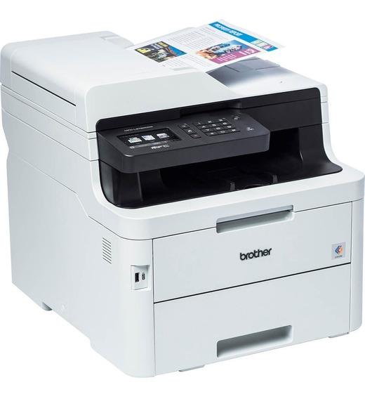 Impressora Multifuncional Brother 3750 Color Mfc-l3750cdw