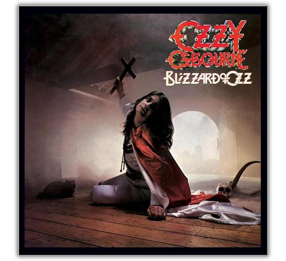 Ozzy Osbourne Blizzard Of Ozz Vinilo Lp Nuevo Importado