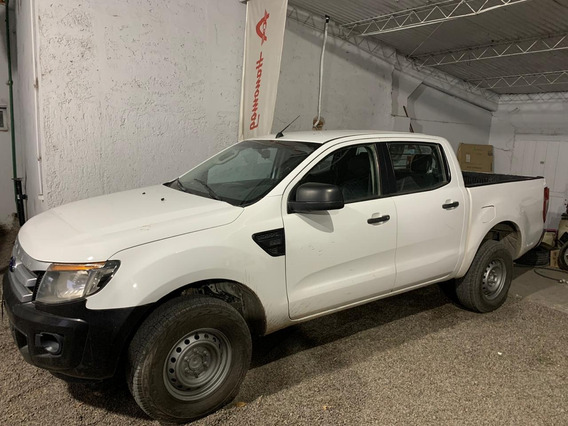 Ford Ranger 2.2 Cab Doble Safety Permuto Financio Balboroca