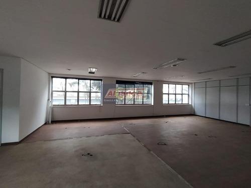 Sala Para Alugar, 100 M² - Várzea Do Palácio - Guarulhos/sp - Ai20174