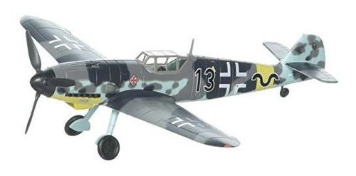 Busch Plano Bf 109 G2 Jagdflieg Ho Modelo Militar Esca