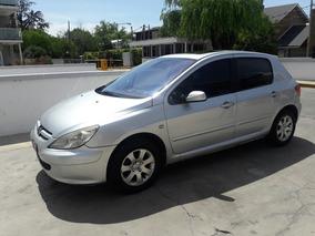 Peugeot 307 2.0 Xt Premium Tip. 2004