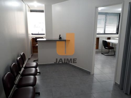 Conjunto Comercial 50m² Higienópolis  - Ja11026