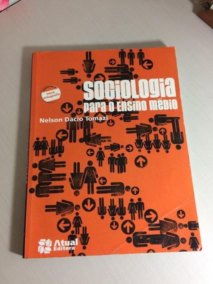 Livro Sociologia Para O Ensino Medio