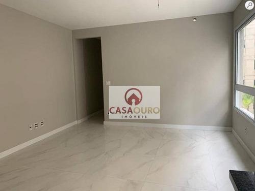 Apartamento Com 2 Quartos À Venda, 71 M² Por R$ 919.000 - Lourdes - Belo Horizonte/mg - Ap1047