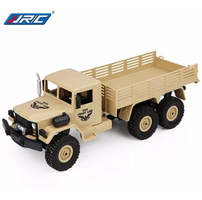 Caminhão Militar Truck Jjrc Wpl Q63 Rc Controle Remoto 6x6