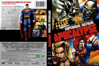 Dvd Filme - Superman & Batman Apocalipse (2010)
