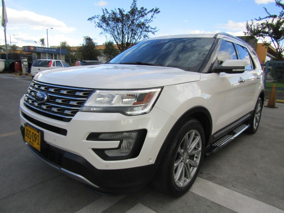 Ford Explorer Limited 4x4 Techo