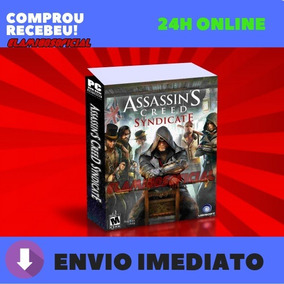 Assassins Creed Syndicate -pc Português + Dlc Envio Imediato