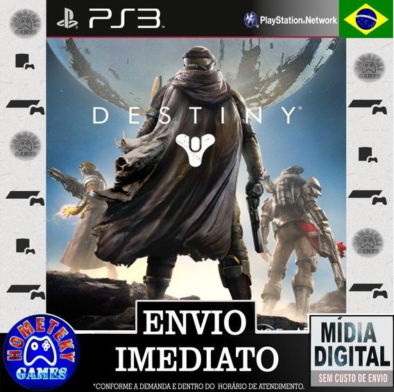 Destiny - Psn Ps3 - Dublado Português Br