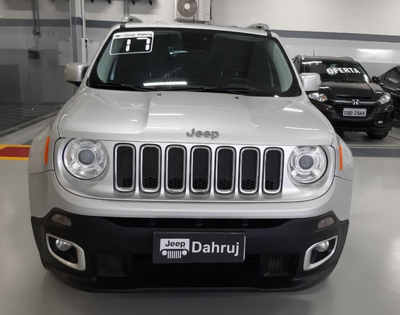 Jeep Renegade Limited 1.8 At 2017
