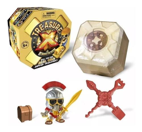 Imagen 1 de 8 de Treasure X El Tesoro De Oro Real Escondido Por Piratas