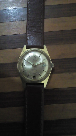 Relógio Herma De Lux 15 Rubis