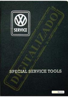 Vw Special Service Tools Ferramentas Volkswagen Fusca Kombi