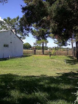 Casa Quinta Y Terreno Con Importante Deposito / Galpon