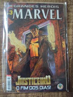 Justiceiro - Fim Dos Dias - Grandes Heróis Marvel # 03