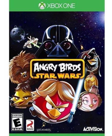 Jogo Angry Birds Star Wars - Xbox One