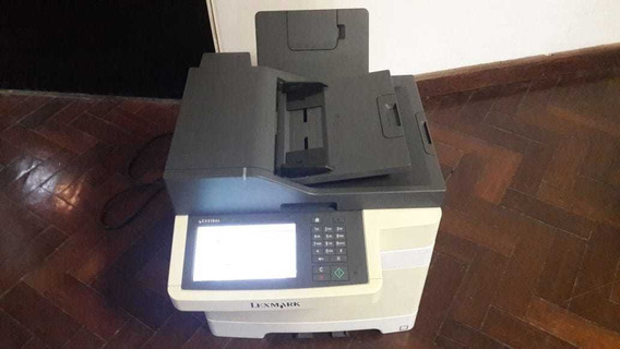 Impressora Multifuncional Lexmark Cx 510 Impressão Colorida