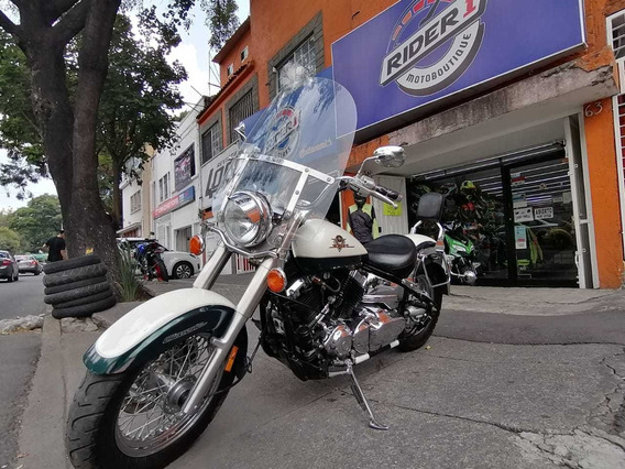 Yamaha V-star Classic 650cc Rider One