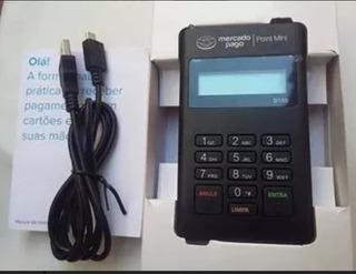 Maquininha Point Mini - A Máquina De Cartão Pronta Entrega