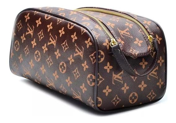 Necessaire Louis Vuitton Feminina Masculina Lv Promo