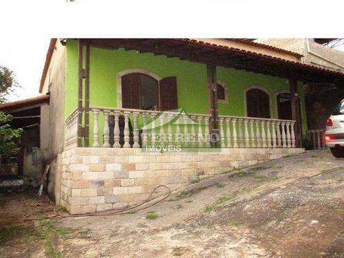 Casa Com 4 Dorms, Estrela Do Oriente, Belo Horizonte - R$ 650.000,00, Codigo: 14 - V14