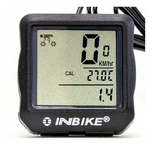 Odómetro Velocímetro Bicicleta Resistente Al Agua