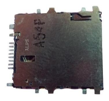 Conector Chip Tablet Samsung T561m 100% Original Retirado