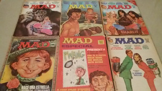 Revista Mad Argentina 29 Numeros Disponibles Ver Precios