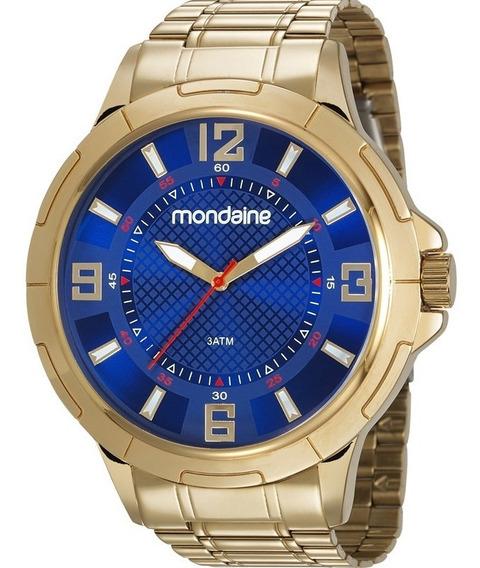 Relógio Mondaine Masculino 83398gpmvde3