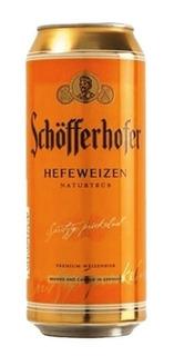 Cerveza Schofferhofer Lata 500ml - Perez Tienda -